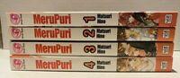 Merupuri 1-4 Manga books - Complete - Matsuri Hino