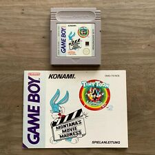 Tiny Toon Adventures 2 - Cart & Manual - Gameboy - FREE Combined Shipping