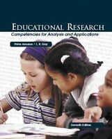 Educational Research: Competencies for Analysis an