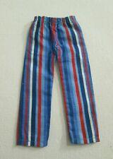Vintage Barbie: KEN #3377 Wide Awake Stripes ~ Pants