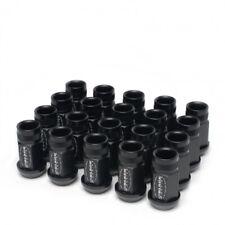 Skunk2 520-99-0855 Lug Nut Black M12x1.50 for Accord Civic CRX Integra TSX S2000