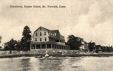 Dormitory at Keyser Island in South Norwalk CT OLD