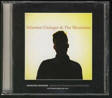 SEBASTIEN GRAINGER & THE MOUNTAINS Promo CD ALBUM