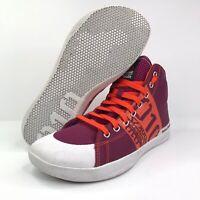 Reebok Crossfit Shoes 010 Lite TR Women's Size 8.5 Purple Orange High Top M43433