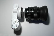 Legendary Canon FD 50mm F1.2 lens lente objektiv + lens hood parasol + caps tapa