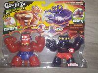 🔥IN HAND🔥2020 Heroes Of Goo Jit Zu Dino Power Volcanic Rumble Spider Vs Dragon