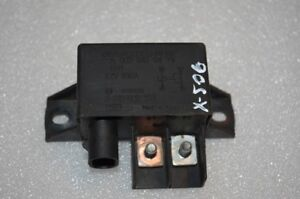 X-506 MERCEDES BENZ HIGH CURRENT FUSE RELAY A0025426419 / 0332002167