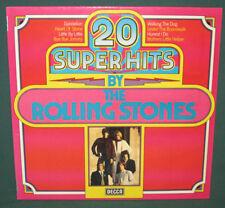 The Rolling Stones 20 Super Hits LP Germany DECCA SLK 6.23502 NM 1973