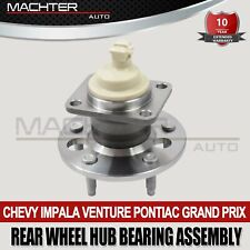 Rear Wheel Bearing Hub Assembly For Chevy Impala Venture Pontiac Grand Prix