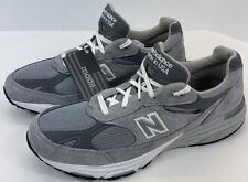New Balance Classic 993 Womens 12 B Made in USA Running Shoes Grey NWOB