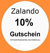 5 x 10% Zalando Gutschein auf Alles für BESTANDSKUNDEN & NEUKUNDEN