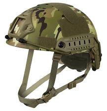 Replica MTP or Multicam Type FAST Helmet, NEW, Airsoft, Skirmish