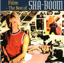 CD Sha-Boom, Fire fiiire-The best of, Dag Finn
