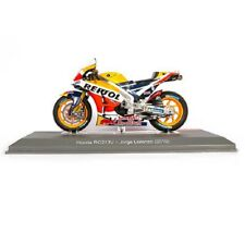 Honda RC213V Jorge Lorenzo 2019 1:18 Ixo Salvat Diecast Moto GP