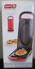 Brand New Dash DOM001RD Flip Omelette Egg Maker Non-Stick Red