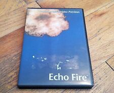 Synthetic Aperture Echo Fire 1.1 CD-ROM for MAC OS 8.1 with Power PC CPU