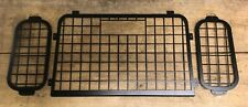 Land Rover Defender Rear Window Guard Protection Grille 90 110 Metal Mesh Middle