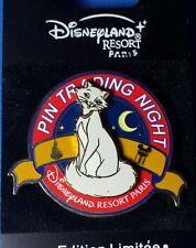 Duchess Paris Pin Trading Night Disney Pin LE 400 OC The Aristocats RARE DLRP