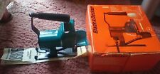 Black & Decker vintage Jig sawattachment D986 with original box