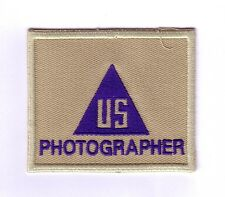 WWII - CIVIL - PHOTOGRAPHER (Reproduction)
