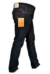 Men True Religion Slim-fit soft denim stretch Jeans W32 to 38, L30,32(clearance)