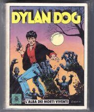 DYLAN DOG: L'ALBA DEI MORTI VIVENTI, N. 1. EDIZIONI LO SCARABEO. MOLTO RARO