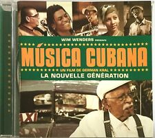 BO FILM : MUSICA CUBANA - THE SONS OF CUBA / RIVERA LEIVA MARIN - [ CD ALBUM ]
