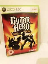 Guitat Hero World Tour XBOX 360-Spiel nur Spaß Familie & Kinder schneller Versand
