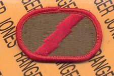 D Co. 101st MI Military Intelligence Bn LRS Airborne Ranger para oval patch #2