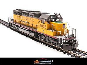 Broadway Limited 2718 HO Union Pacific EMD SD40-2 Paragon2 #3056 NIB
