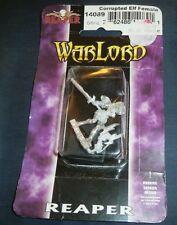 Aundine Darkspawn Solo Reaper Miniatures Warlord D&D RPG Dungeon  pathfinder