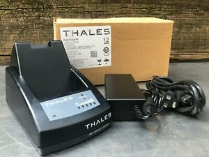 NEW in Box Thales PRC-148 Single HIGH CAPACITY Charger Cradle1600541-1,1600581-1