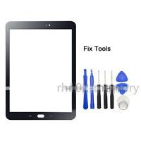 """Für Samsung Tab S3 9.7 """"T825 T820 T827 Glaslinse mit Front-Touch + Werkzeuge ADE"""