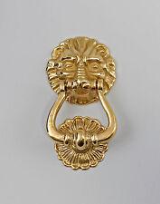 Heurtoir de porte Lion Laiton poli 9977433