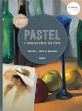 les cahiers du peintre ; pastel ; 11 modèles étape par étape