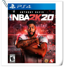 PS4 NBA 2K20 Sony PlayStation 2K Sports Games
