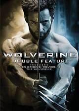 Wolverine Double Feature: X-Men Origins - Wolverine/The Wolverine (DVD, 2014,...
