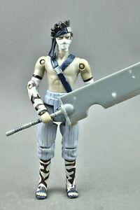 Naruto - Zabuza - Masashi Kishimoto Action Figure Mattel