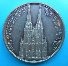 ALLEMAGNE - Cologne - Cathédrale - Architecture - 1248/1842