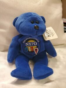 9/11 beanie babies NYPD & FDNY