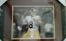 KIRK COUSINS 11X 14 Signed Custom Framed Photo Guarantee to pass PSA DNA or JSA