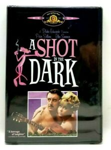 A Shot in the Dark (DVD, 1964) The Pink Panther. BRAND NEW SEALED (L33)