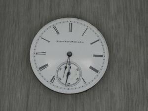 Vintage Elgin National watch Co Pocket movement,Model 5,G 104, Date c1896
