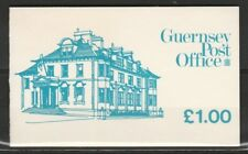 Guernsey Michel MH 20 the States Office Booklet