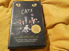 Cats: The Musical + ALW - Encores + Feet of Flames (VHS x 3) Free Ship.) LOT ^v^