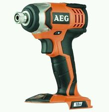 AEG 18 V Compact Impact Driver BSS 18C - Brand New! Skin Only!