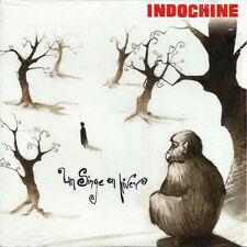 CD SINGLE + 2 VIDEOS INDOCHINE UN SINGE EN HIVER RARE COLLECTOR COMME NEUF 2003