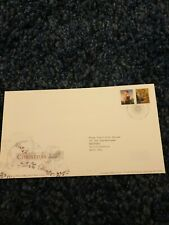 GB First Day Cover / FDC - 2007 Christmas 1st & 2nd class