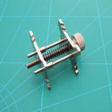 Small Watch Movement Holder 30mm Capacity Multi Position Clamp