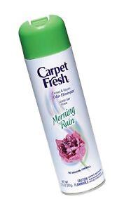 Carpet Fresh No-Vacuum Foam Carpet Refresher, Morning Rain, 10.5 oz (297 g)